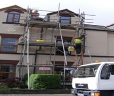 Click to open our scaffolding gallery